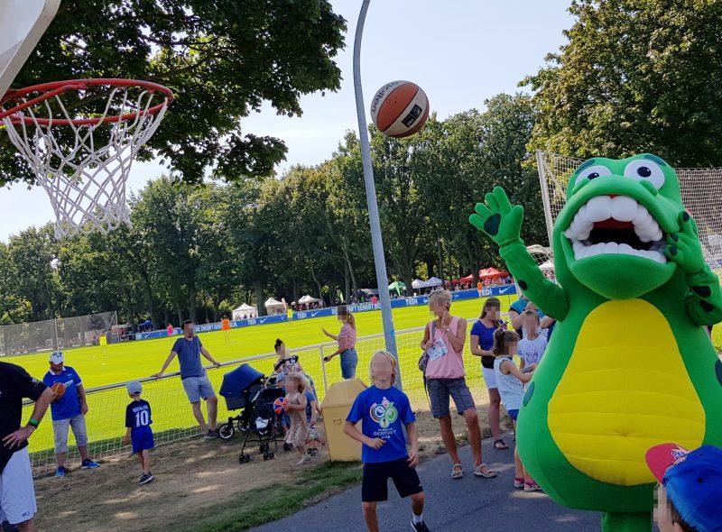 LAG Berlin auf dem Familiensportfest 2018 im Olympiapark